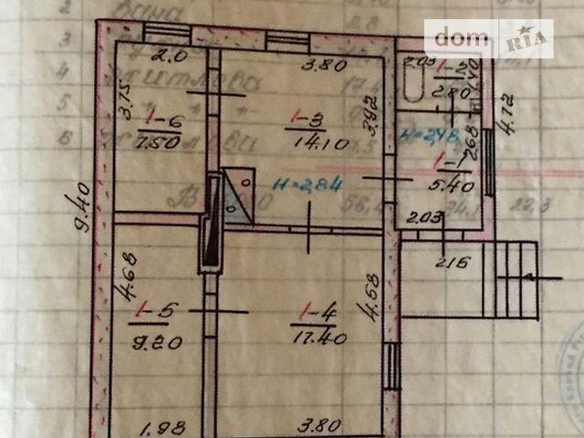 Продажа дома, 56м², Днепропетровская, Кривой Рог, р‑н.Кривой Рог, Одоевского