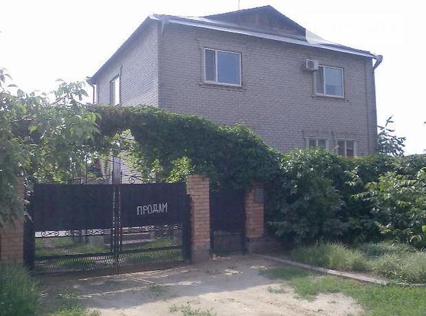 двухэтажный дом с камином, 350 кв. м, кирпич. Продажа в Вольном (Днепропетровская обл.) фото 1