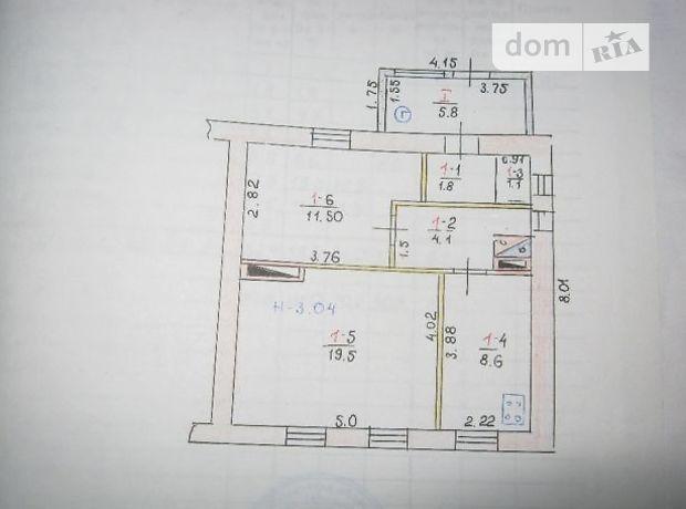 Продажа дома, 54м², Днепропетровская, Кривой Рог