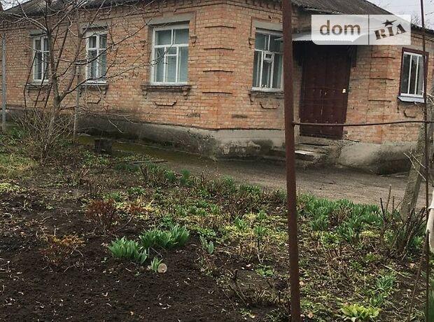 одноэтажный дом с садом, 73.5 кв. м, кирпич. Продажа в Кропивницком район Кущевка фото 1