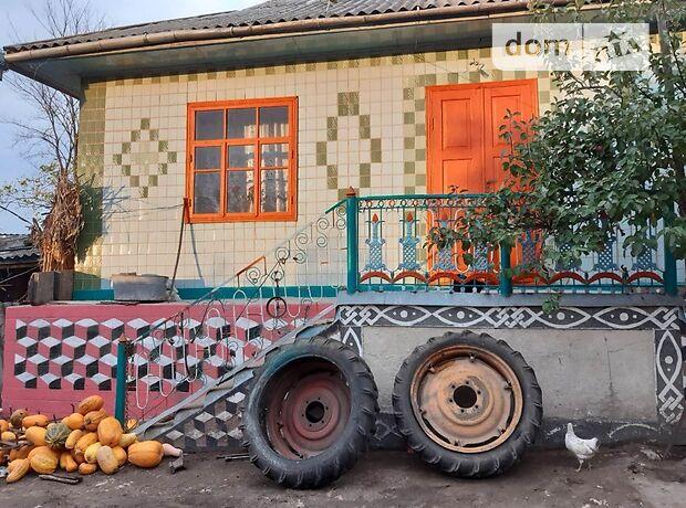 одноэтажный дом с подвалом, 80 кв. м, ракушечник (ракушняк). Продажа в Гарячковке (Винницкая обл.) фото 1