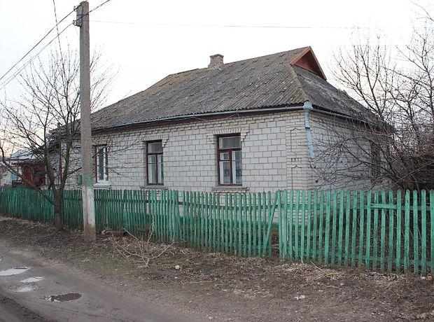 одноэтажный дом с верандой, 93.3 кв. м, кирпич силикатный. Продажа в Крыжополе район Крыжополь фото 1