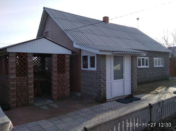 одноэтажный дом с садом, 60 кв. м, шлакоблок. Продажа в Кузнецовске район Кузнецовск фото 1