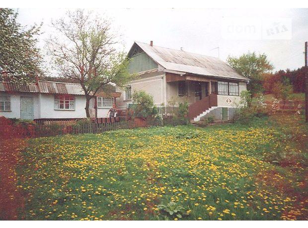 одноэтажный дом с садом, 67 кв. м, шлакоблок. Продажа в Бережанке (Тернопольская обл.) фото 1