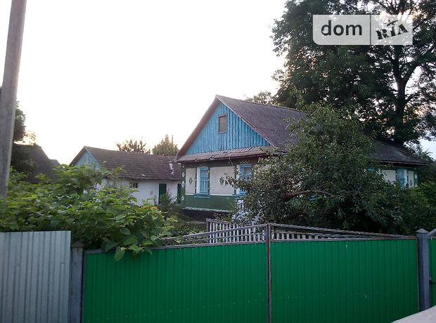 одноповерховий будинок з садом, 78 кв. м, цегла. Продаж в Борщівці (Тернопільська обл.) фото 1