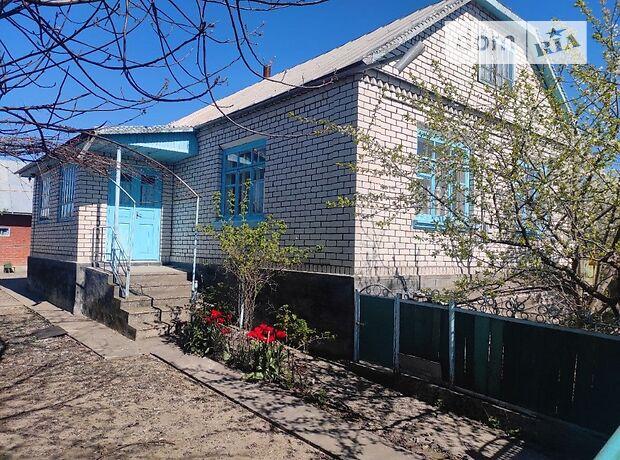 одноповерховий будинок з садом, 84.7 кв. м, цегла. Продаж в Голоскові (Хмельницька обл.) фото 1