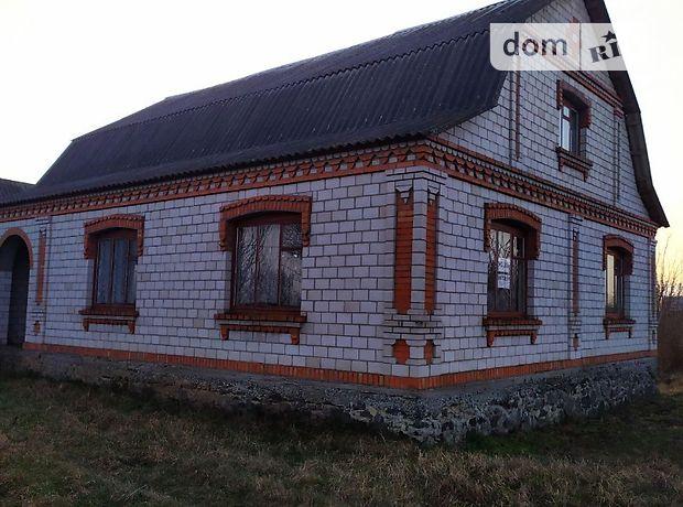 одноэтажный дом с садом, 122 кв. м, кирпич. Продажа в Литине район Литин фото 1
