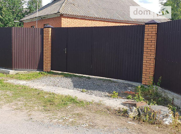 одноэтажный дом с садом, 78 кв. м, кирпич. Продажа в Микулинцах (Винницкая обл.) фото 1