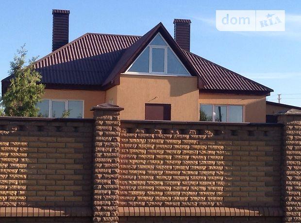 двухэтажный дом с камином, 165 кв. м, пеноблок. Продажа в Луганске район Артемовский фото 1