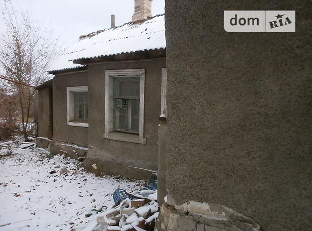 одноэтажный дом, 51 кв. м, кирпич. Продажа в Луганске район Жовтневый фото 1