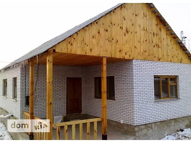 одноэтажный дом с садом, 92 кв. м, кирпич силикатный. Продажа в Луганске район Камброд фото 1