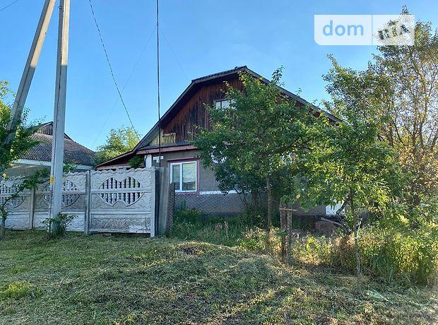 одноэтажный дом с верандой, 85 кв. м, пеноблок. Продажа в Лугинах район Лугины фото 1