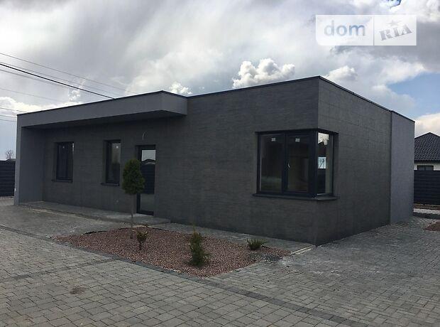 одноэтажный дом с отоплением, 87 кв. м, газобетон. Продажа в Боратине (Волынская обл.) фото 1