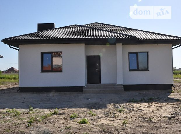 одноэтажный дом с камином, 109 кв. м, газобетон. Продажа в Боратине (Волынская обл.) фото 1