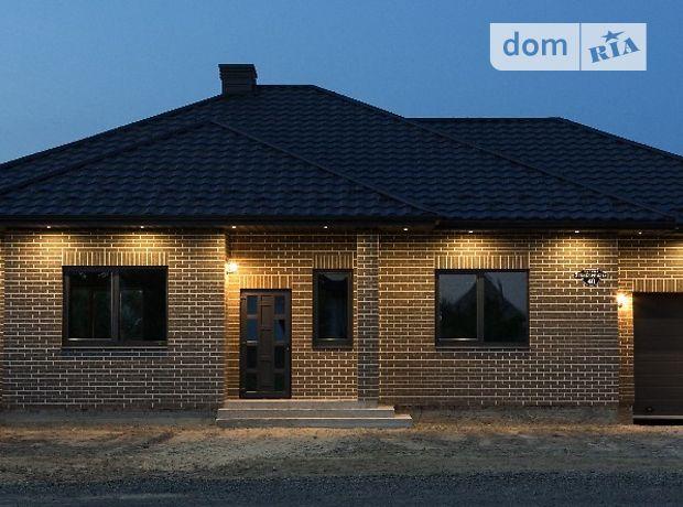 одноповерховий будинок з каміном, 186 кв. м, цегла. Продаж в Боратині (Волинська обл.) фото 1
