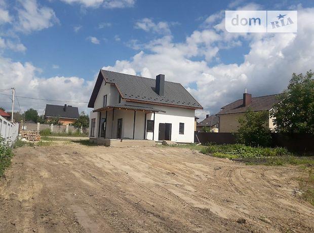 двухэтажный дом с камином, 156 кв. м, пеноблок. Продажа в Луцке район Дубенская фото 1