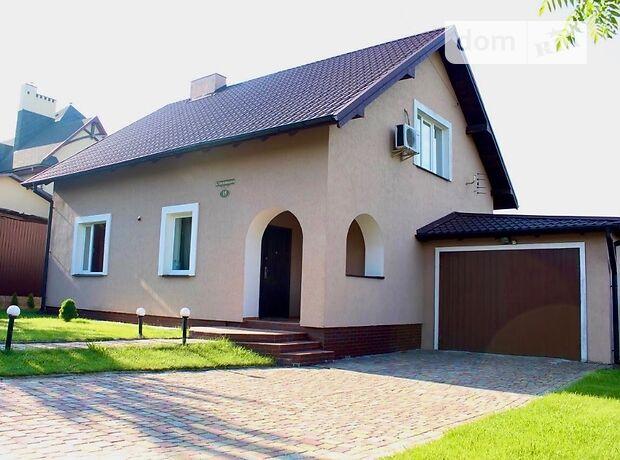 двухэтажный дом с камином, 170 кв. м, кирпич. Продажа в Липинах (Волынская обл.) фото 1