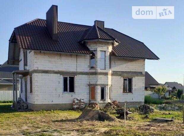 двухэтажный дом с гаражом, 180 кв. м, кирпич. Продажа в Рованцах (Волынская обл.) фото 1