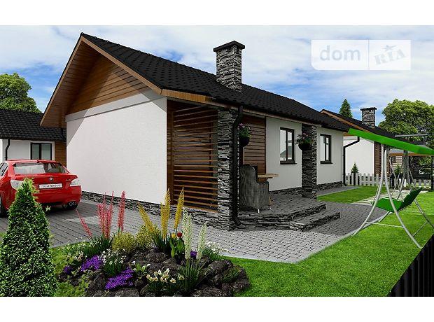 Продажа дома, 77м², Луцк, c.Струмовка, Сімейна, дом 7