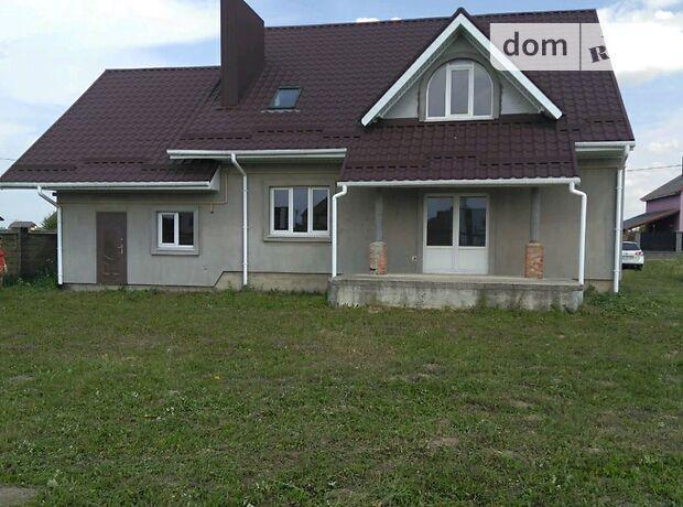двоповерховий будинок з терасою, 208 кв. м, цегла. Продаж в Струмівці (Волинська обл.) фото 1