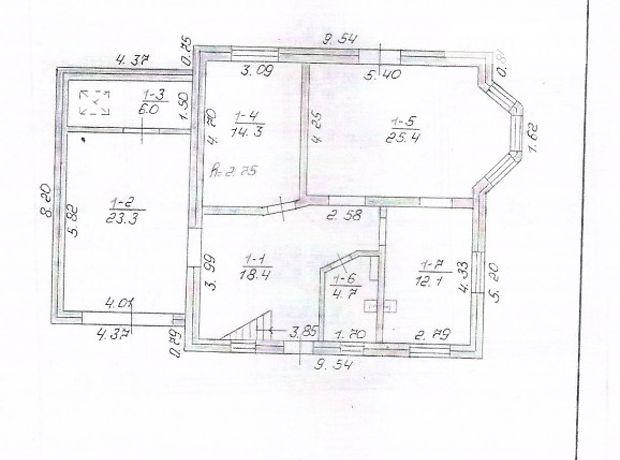 Продажа дома, 200м², Луцк, c.Струмовка, Cільська
