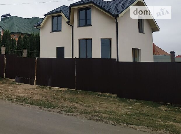 одноэтажный дом с террасой, 120 кв. м, газобетон. Продажа в Тарасово (Волынская обл.) фото 1