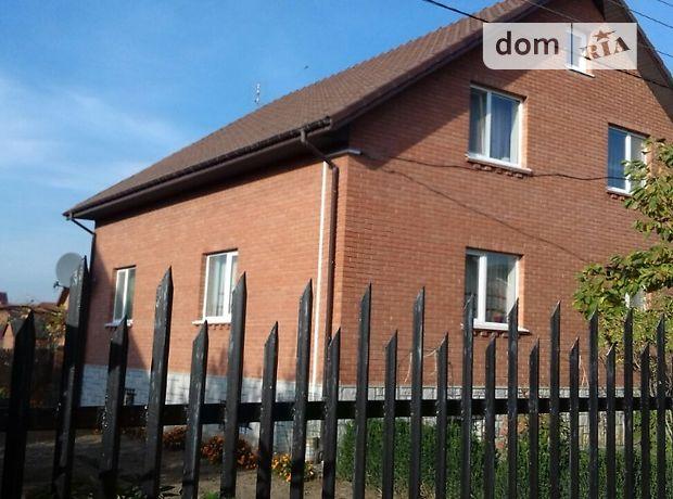двухэтажный дом, 200 кв. м, кирпич. Продажа в Луцке фото 1