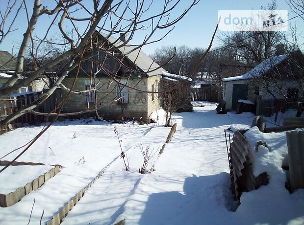 одноэтажный дом с садом, 40 кв. м, кирпич. Продажа в Лесном (Луганская обл.) фото 1