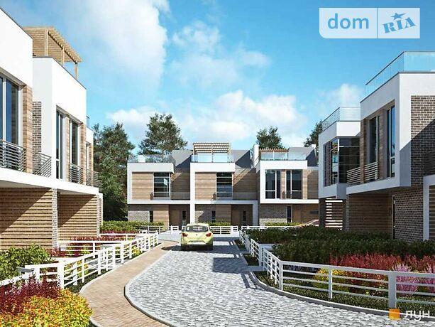 двухэтажный дом с террасой, 184.4 кв. м, кирпич. Продажа в Брюховичах (Львовская обл.) фото 1
