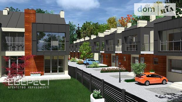 двухэтажный дом с балконом, 123 кв. м, кирпич. Продажа в Брюховичах (Львовская обл.) фото 1