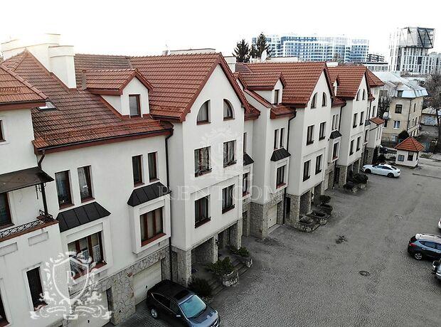 четырехэтажный дом с камином, 328 кв. м, кирпич. Продажа в Львове район Франковский фото 1