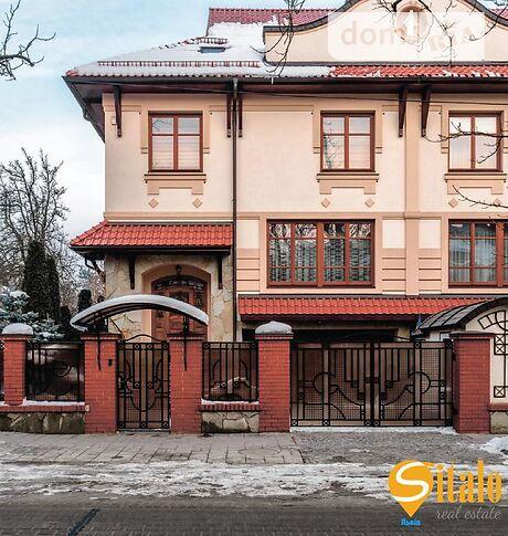 триповерховий будинок, 410 кв. м, кирпич. Продаж в Львові, район Франківський фото 1