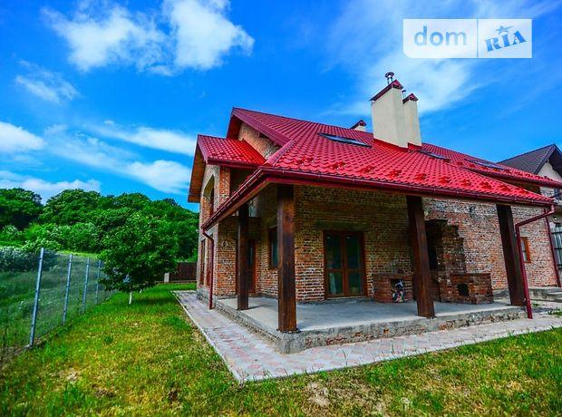 двухэтажный дом с гаражом, 270 кв. м, кирпич. Продажа в Львове фото 1