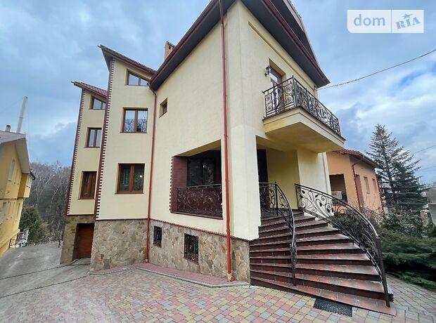 одноэтажный дом с камином, 540 кв. м, кирпич. Продажа в Львове район Лычаковский фото 1