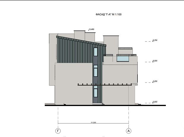 двухэтажный дом, 170.44 кв. м, кирпич. Продажа в Львове район Лычаковский фото 1