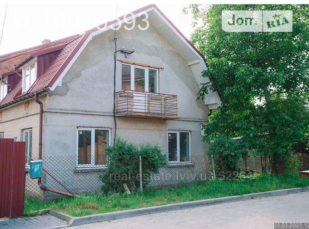 двухэтажный дом с черновой отделкой, 140 кв. м, кирпич. Продажа в Львове район Лычаковский фото 1