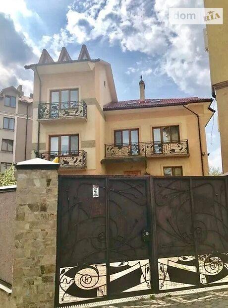 трехэтажный дом с камином, 410 кв. м, кирпич. Продажа в Львове район Пасеки фото 1