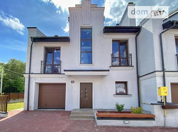 трехэтажный дом с садом, 191 кв. м, кирпич. Продажа в Львове район Шевченковский фото 1
