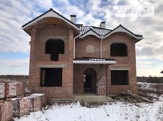 двухэтажный дом с подвалом, 237 кв. м, кирпич. Продажа в Львове район Скнилов фото 1