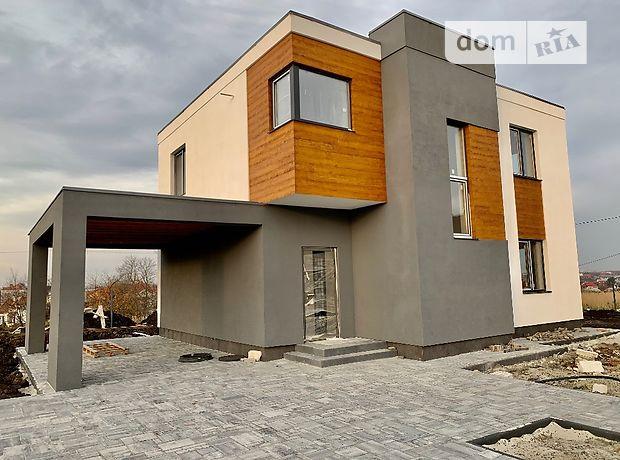 двухэтажный дом, 136 кв. м, газобетон. Продажа в Сокольниках (Львовская обл.) фото 1