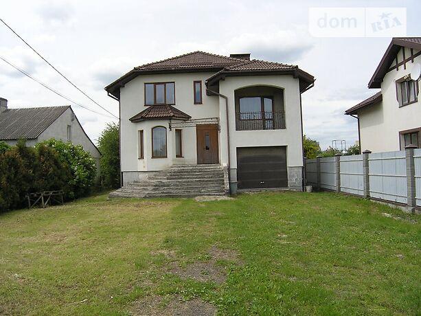 двухэтажный дом с садом, 290 кв. м, кирпич. Продажа в Львове район Сыховский фото 1