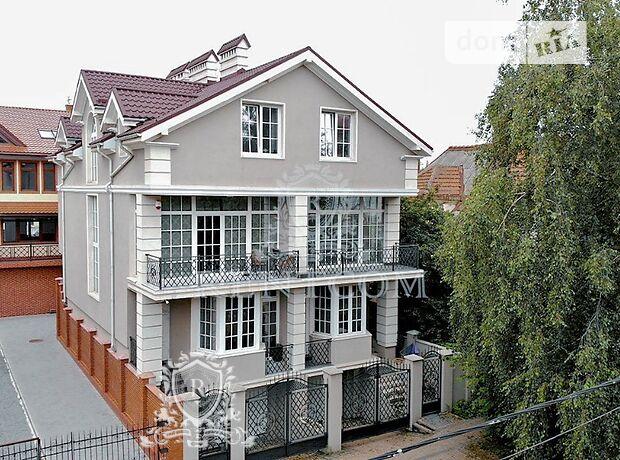 трехэтажный дом с садом, 250 кв. м, кирпич. Продажа в Львове район Сыховский фото 1