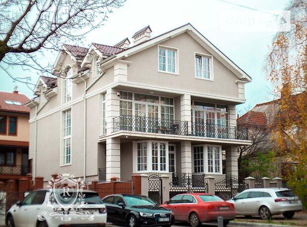 трехэтажный дом с террасой, 250 кв. м, кирпич. Продажа в Львове район Сыховский фото 1