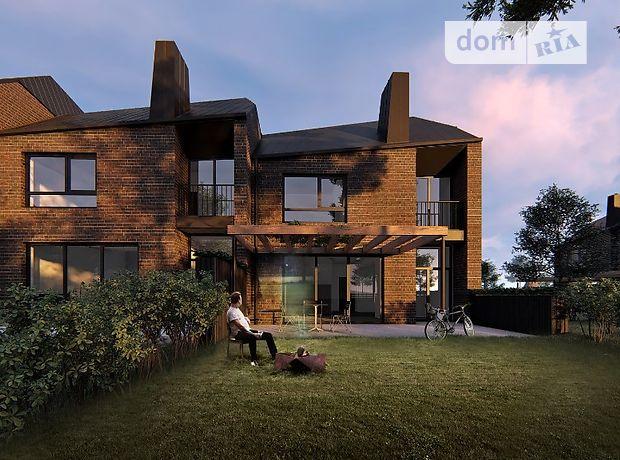 двухэтажный дом с террасой, 155.8 кв. м, кирпич. Продажа в Львове район Сыховский фото 1