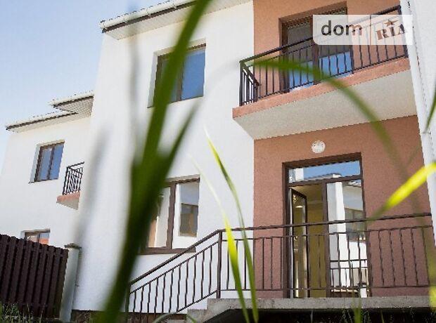 двухэтажный дом с террасой, 194 кв. м, кирпич. Продажа в Львове район Сыховский фото 1