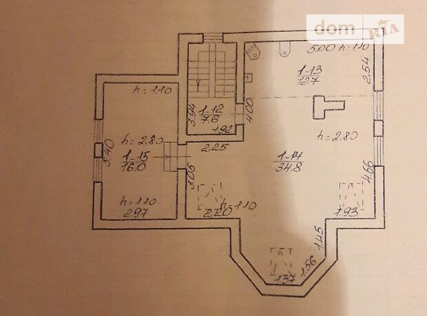трехэтажный дом с мансардой, 216 кв. м, кирпич. Продажа в Львове район Сыховский фото 1