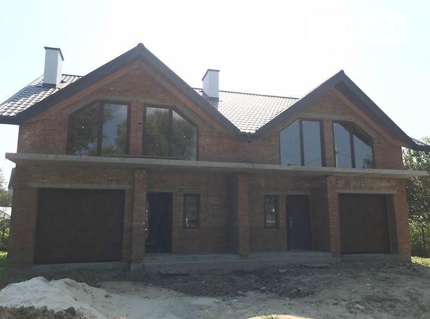 двухэтажный дом с гаражом, 131 кв. м, кирпич. Продажа в Винниках (Львовская обл.) фото 1