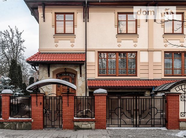 Продажа дома, 410м², Львов, р‑н.Зализнычный, Коновальца Евгения улица