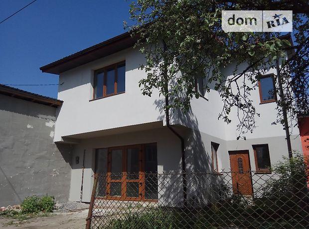 двухэтажный дом с камином, 114 кв. м, кирпич. Продажа в Львове район Зализнычный фото 1