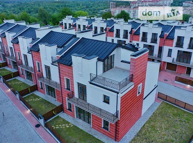 трехэтажный дом с балконом, 199.9 кв. м, кирпич. Продажа в Львове район Замарстынов фото 1